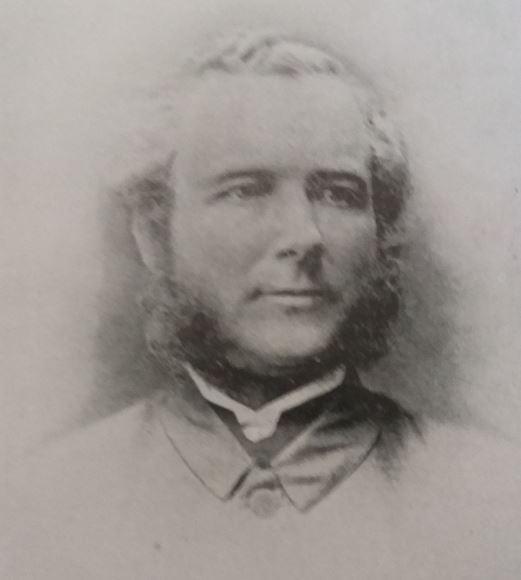 Reverend E. Pickering