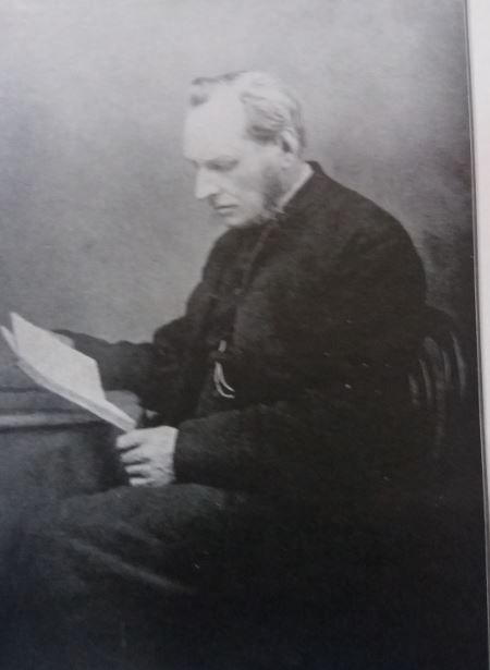 Reverend W.H. Fowle