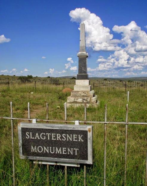 Slagters Nek Monument