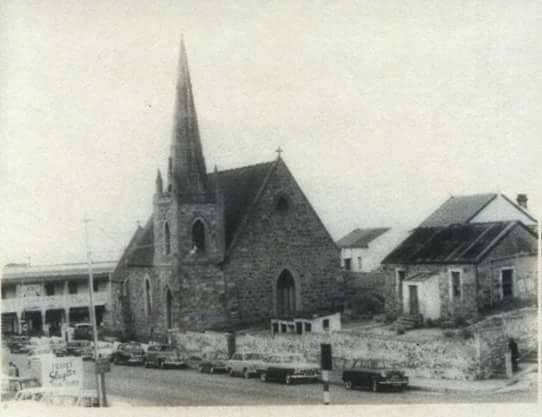 St Pauls (Albany Rd)