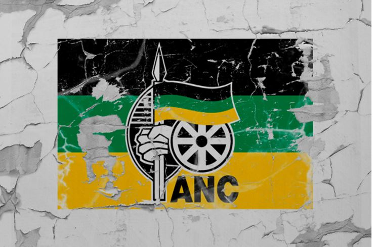 An ANC in tatters