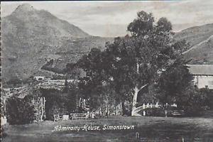 Admiralty House, Simonstown