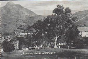 Admiralty House, Simonstown