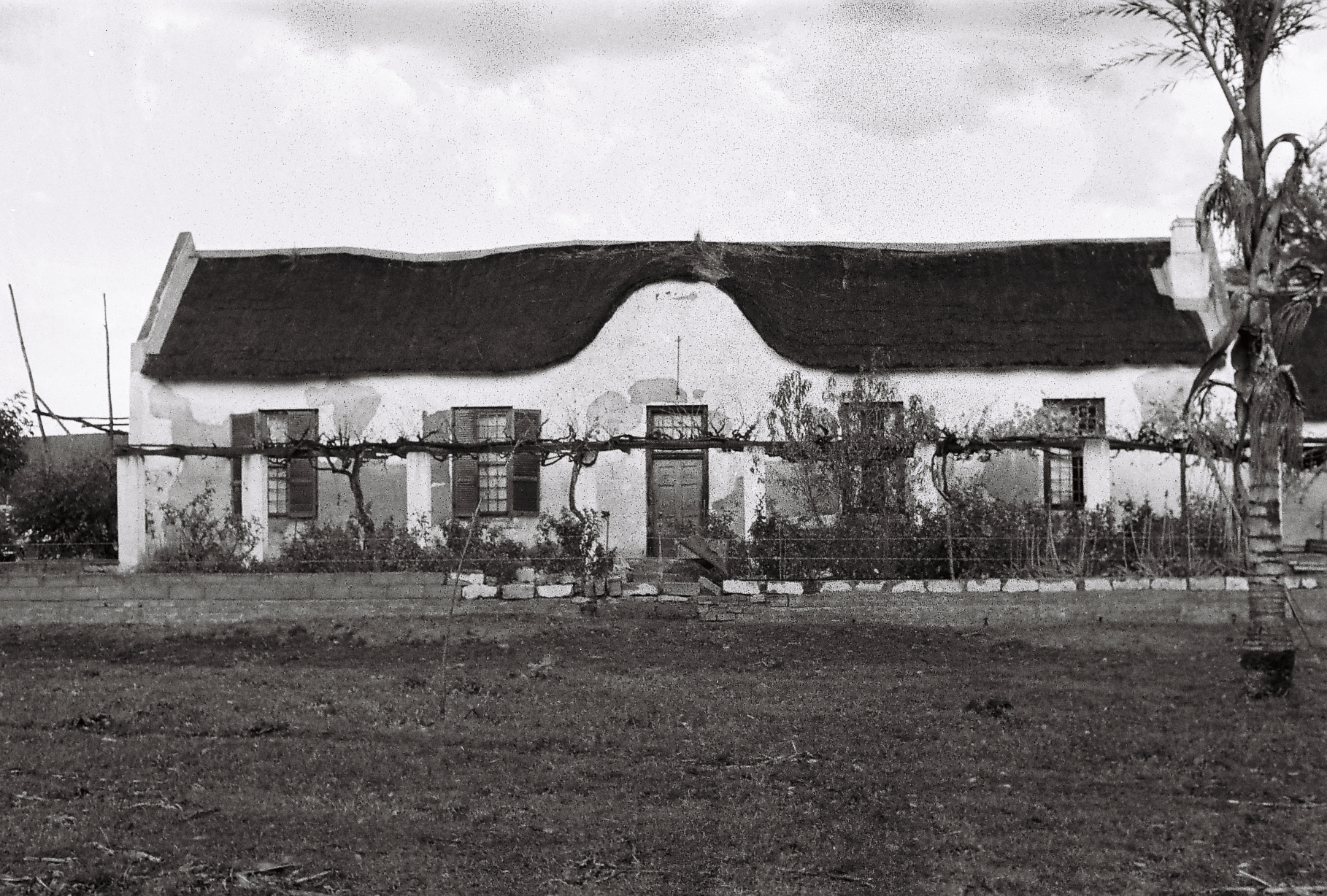 Capt Walter Synnot's House in Clanwilliam
