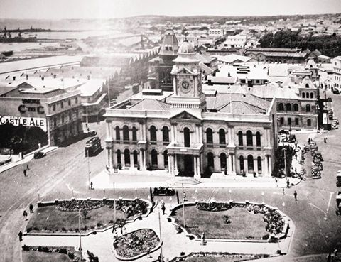 City Hall in 1930's