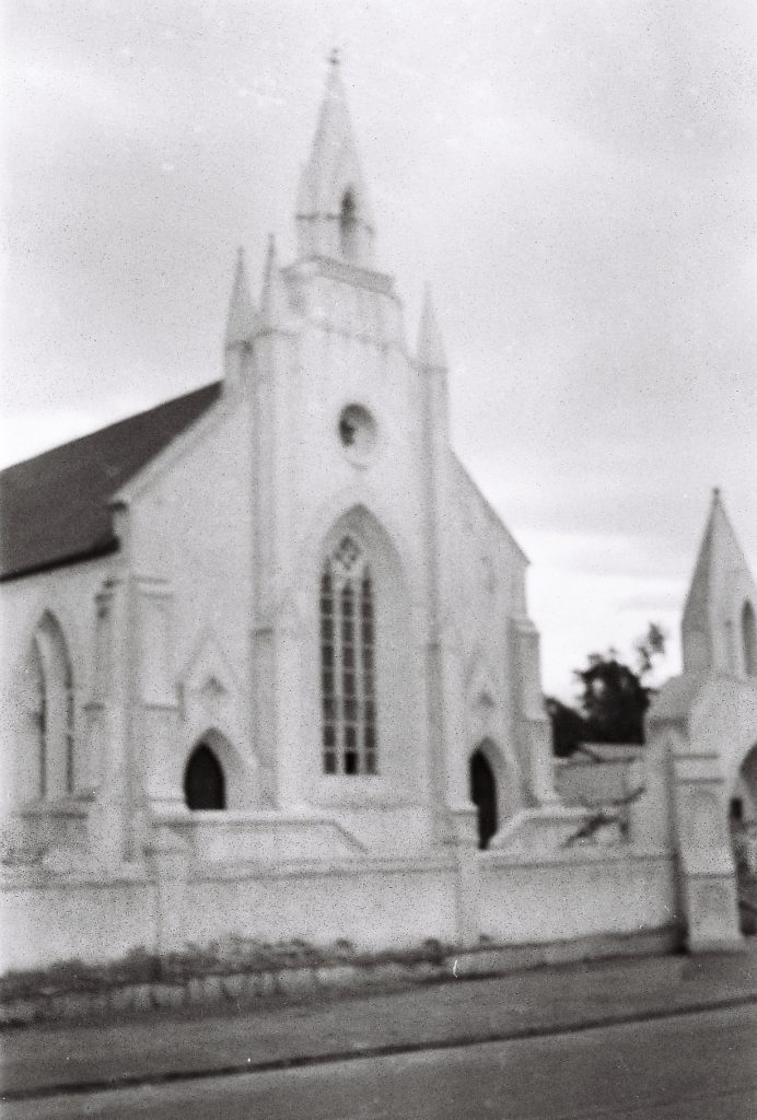 Dutch Reformed Church at Clanwilliam built by Foster