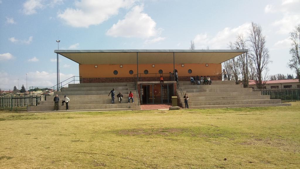 Elkah Stadium Soweto