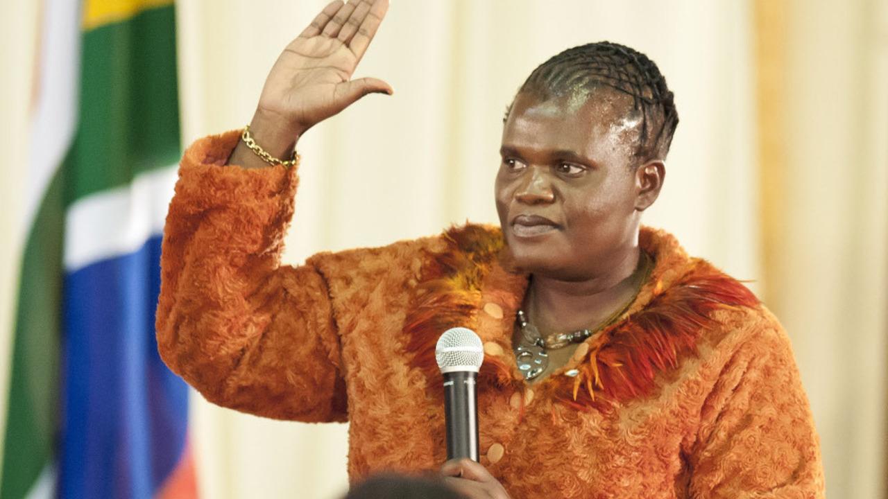 Faith Muthambi