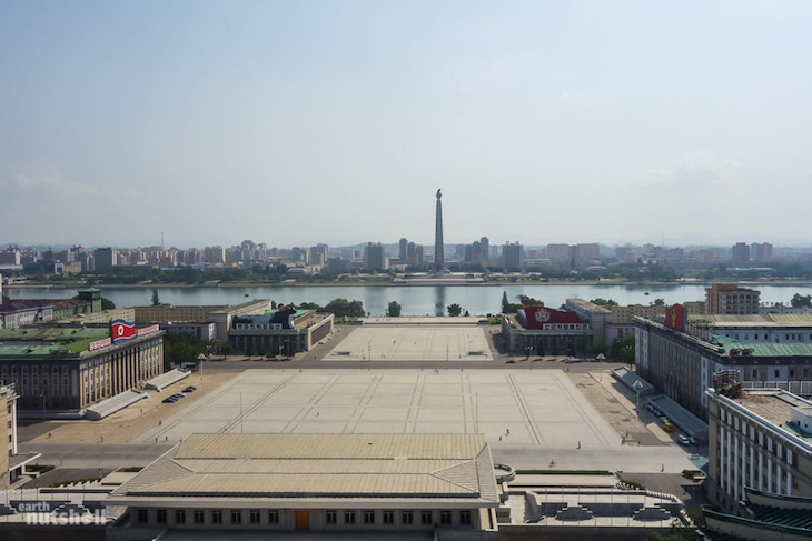 kim-il-sung-square-where-most-military-parades-mass-dances-and-rallies-are-performed
