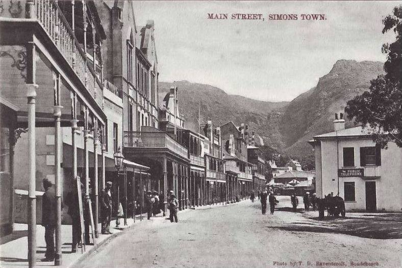 Main Street, Simonstown