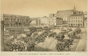 Market Square in 1875