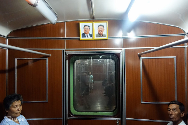 not-even-train-carriages-are-safe-from-propaganda-the-subway-is-flooded-with-re-education-to-strengthen-the-peoples-support-of-north-koreas-military