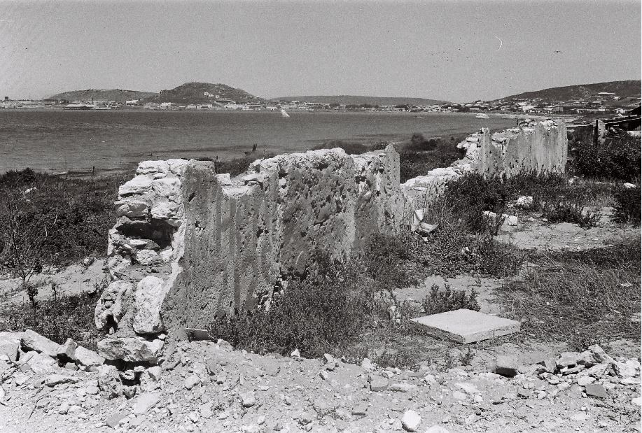 Ruins of Parker's Town at Saldanha Bay