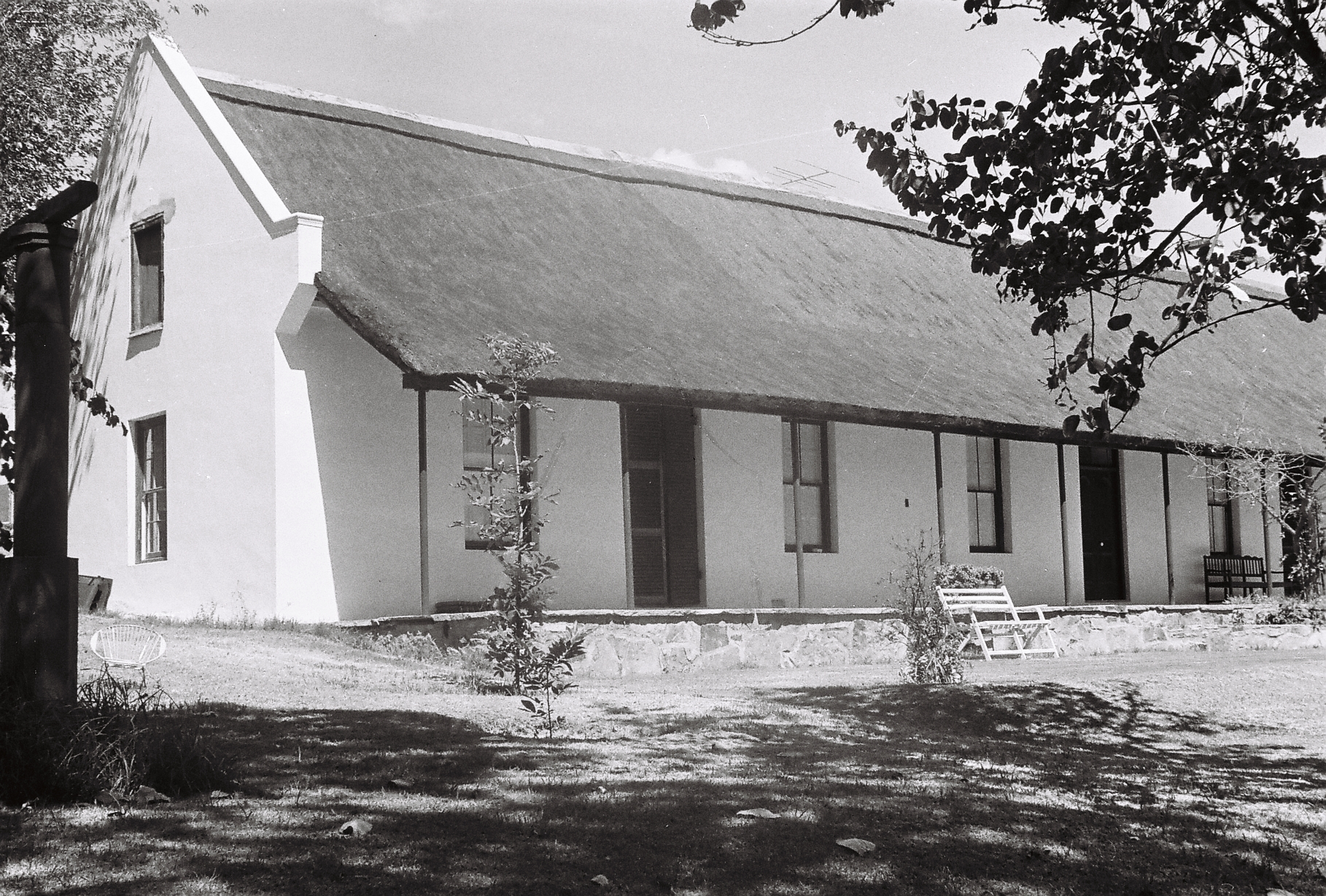 Settler House at Klein Valley Clanwilliam