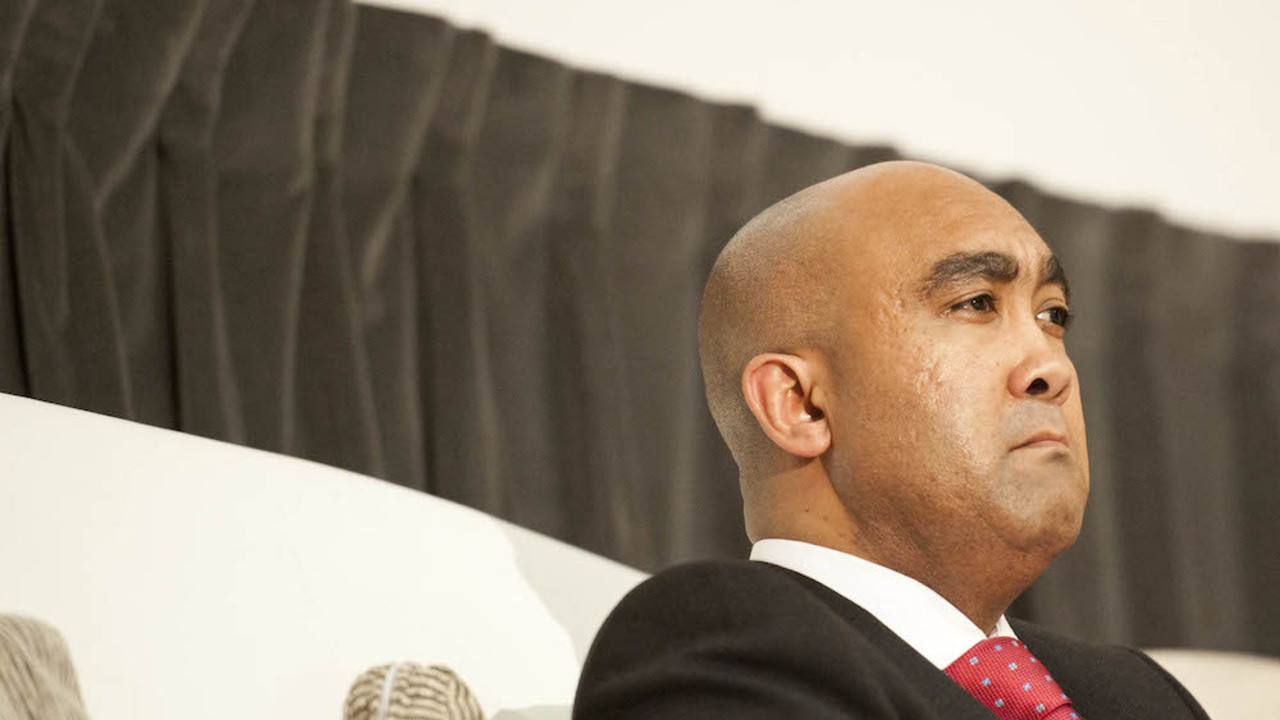 Shaun Abrahams has been implicated in the shenanigans regarding Pravin Gordhan