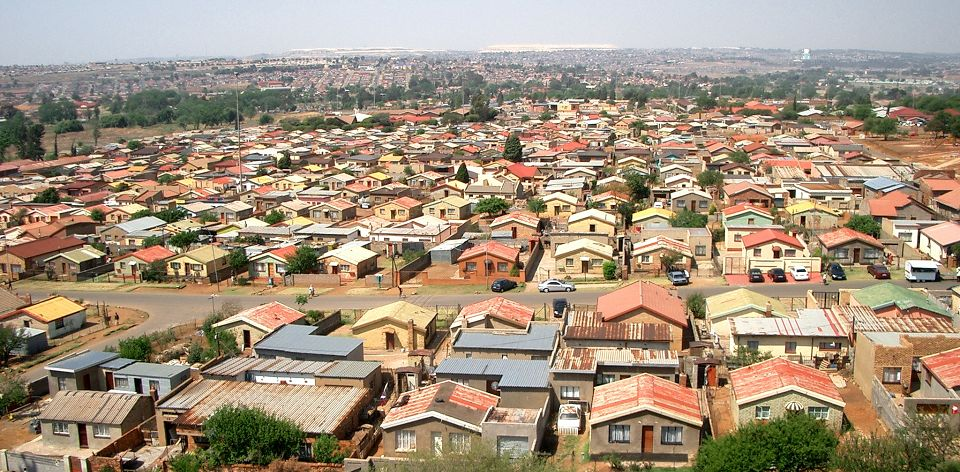 Soweto - an archetypal township