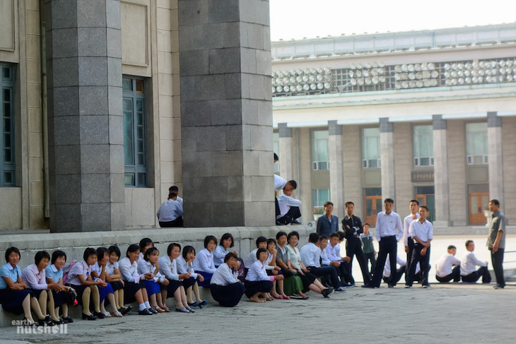 students-at-kim-il-sung-square-in-pyongyang-ready-to-be-the-future-leaders-of-the-country
