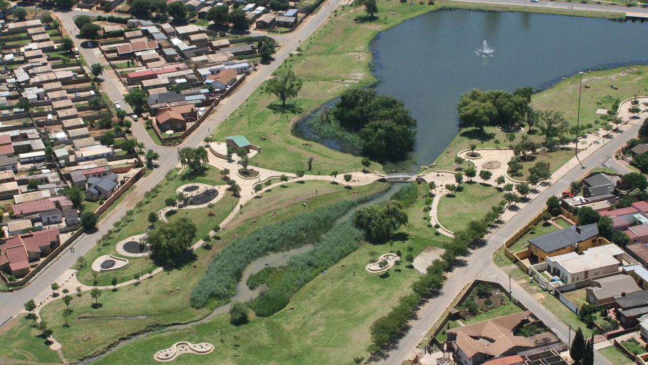 The Thokoza Park and Moroka Dam rehabilitation project