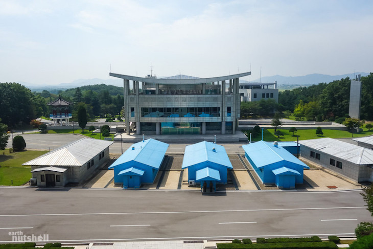 the-horizon-across-south-korea-this-open-space-is-the-joint-security-area-it-straddles-the-political-border-within-the-demilitarized-zone