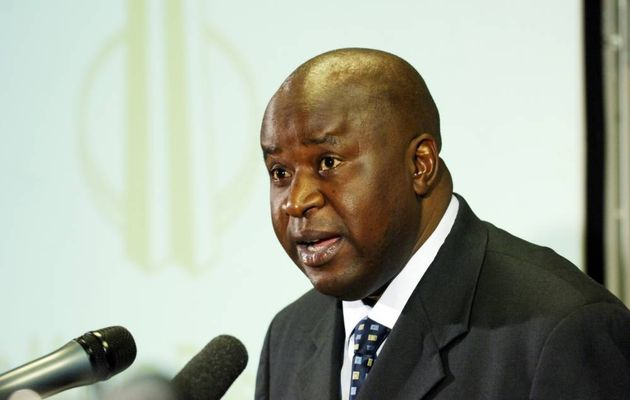 Tito Mboweni was incensed by Hart's tweet yet he himself is the recipient of that self-same entitlement