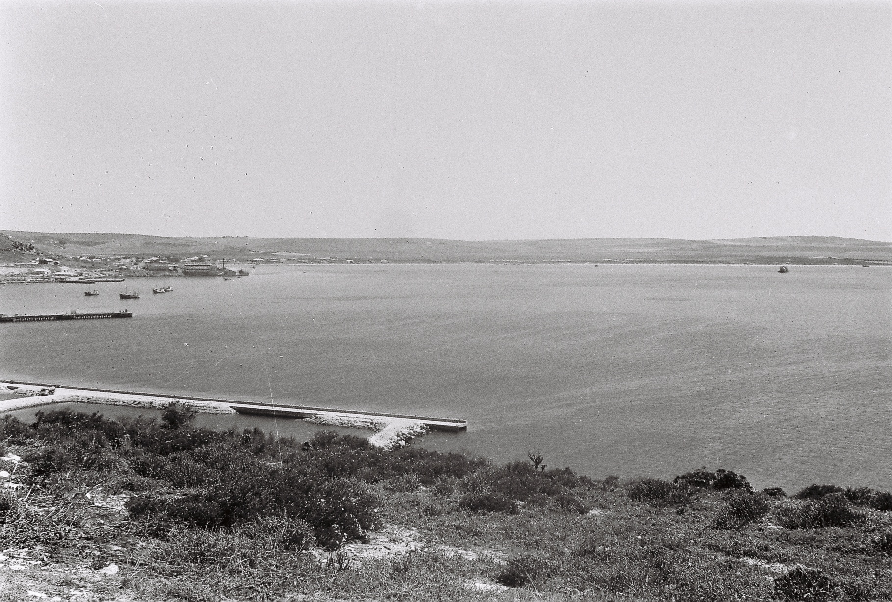 View of Saldanha Bay