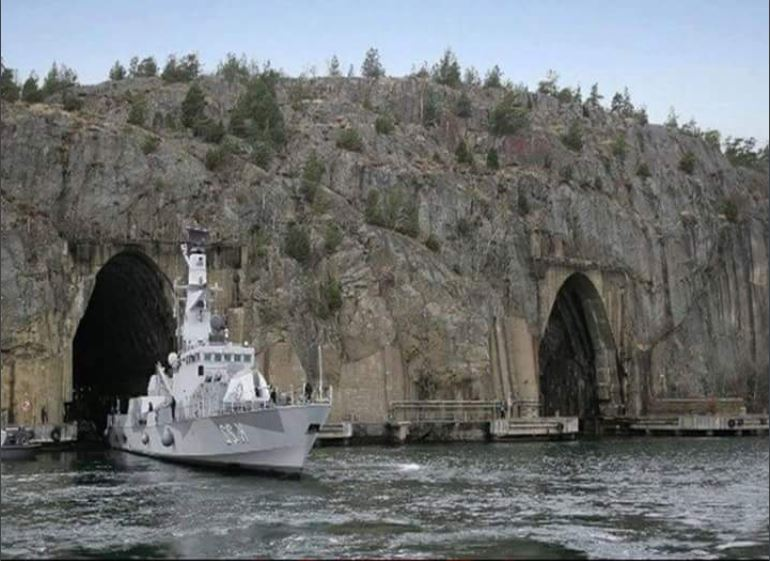 A Swedish Naval Base