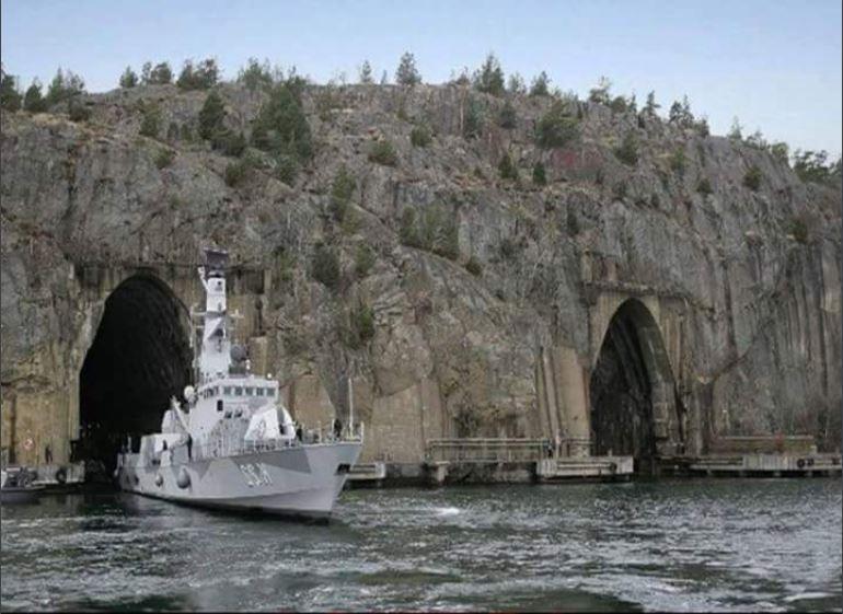 A Swedish Naval Base