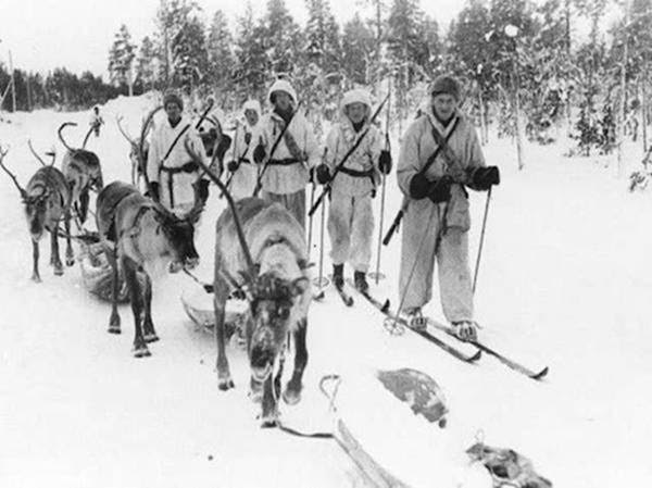 Finnish snipers were some of the deadliest in the world
