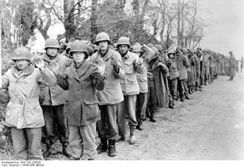 More than 41 000 American servicemen were captured during the war