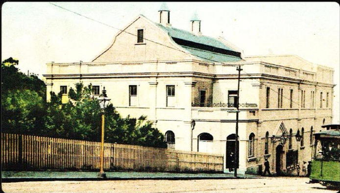 Opera House in 1902