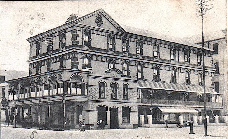 Palmerston Hotel 1900s