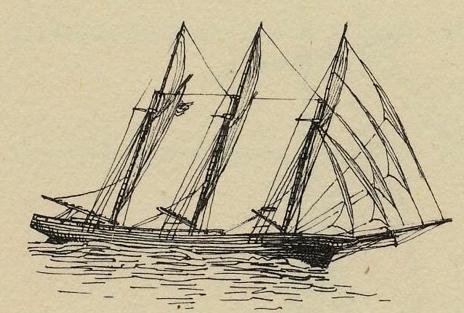 A schooner
