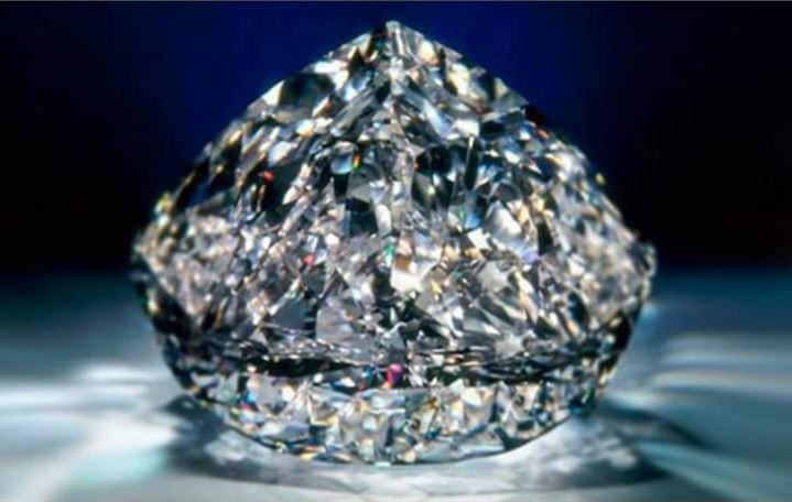 The world's largest diamond, the Cullinan Diamond was posted from South Africa to Britain