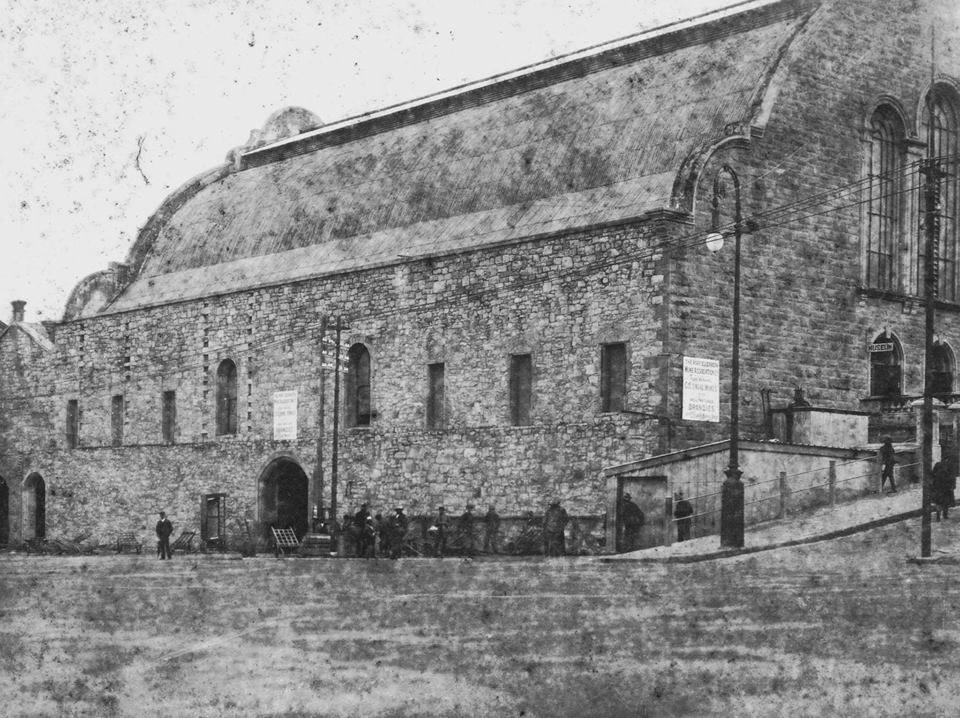 Feathermarket Hall