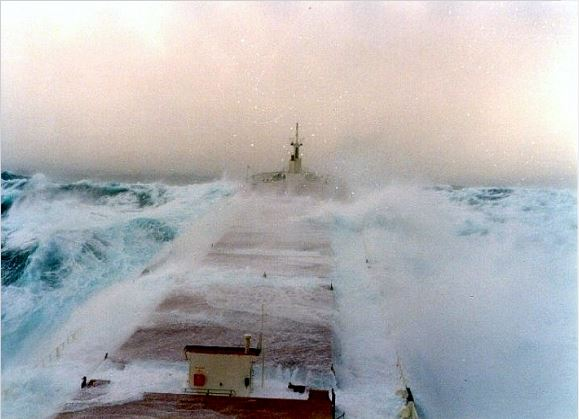 An Angry Sea#37