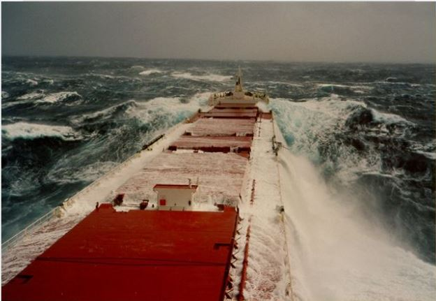 An Angry Sea#38