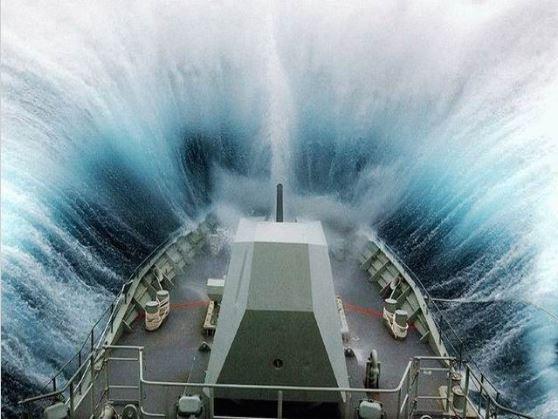 An Angry Sea#67