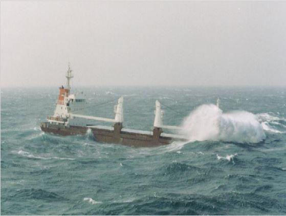 An Angry Sea#69