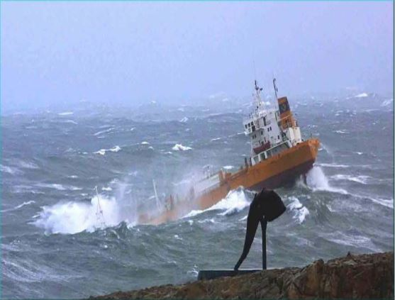 An Angry Sea#71