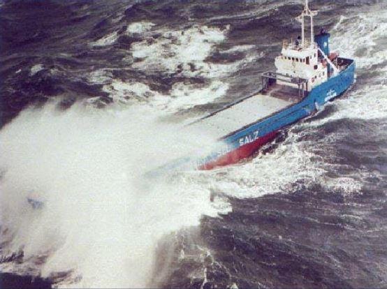 An Angry Sea#73