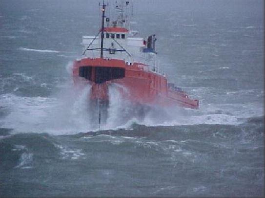 An Angry Sea#75