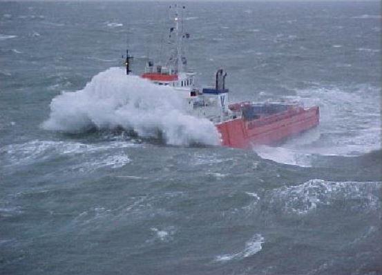 An Angry Sea#76