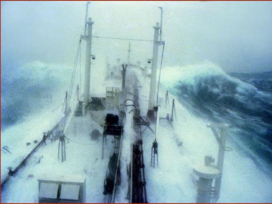 An Angry Sea#79