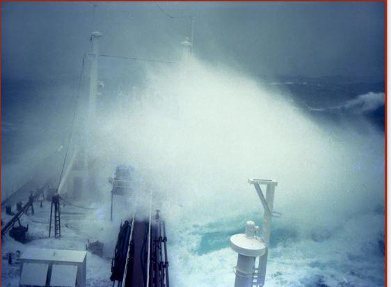 An Angry Sea#80