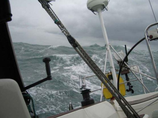 An Angry Sea#81