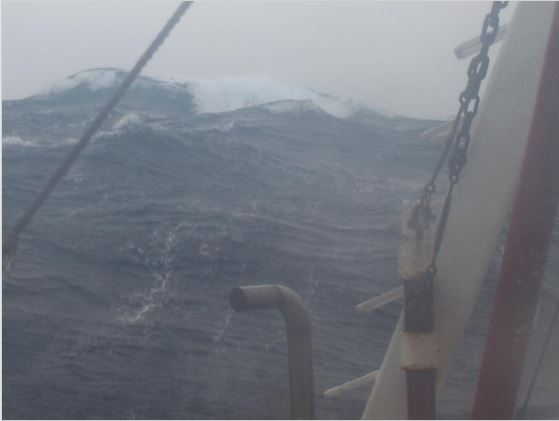 An Angry Sea#82