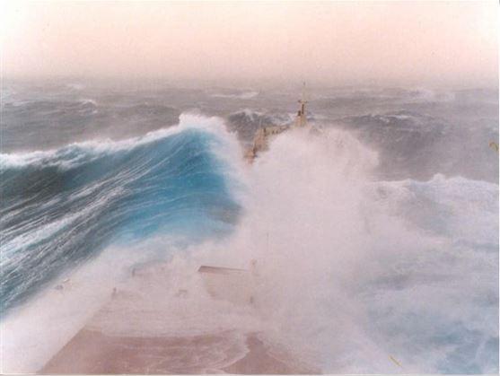 An Angry Sea#83