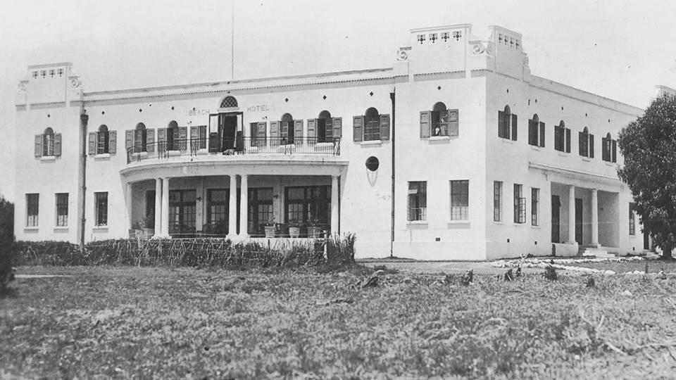 Beach Hotel in 1923