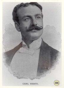 Carl Hertz - Magician and cinema pioneer