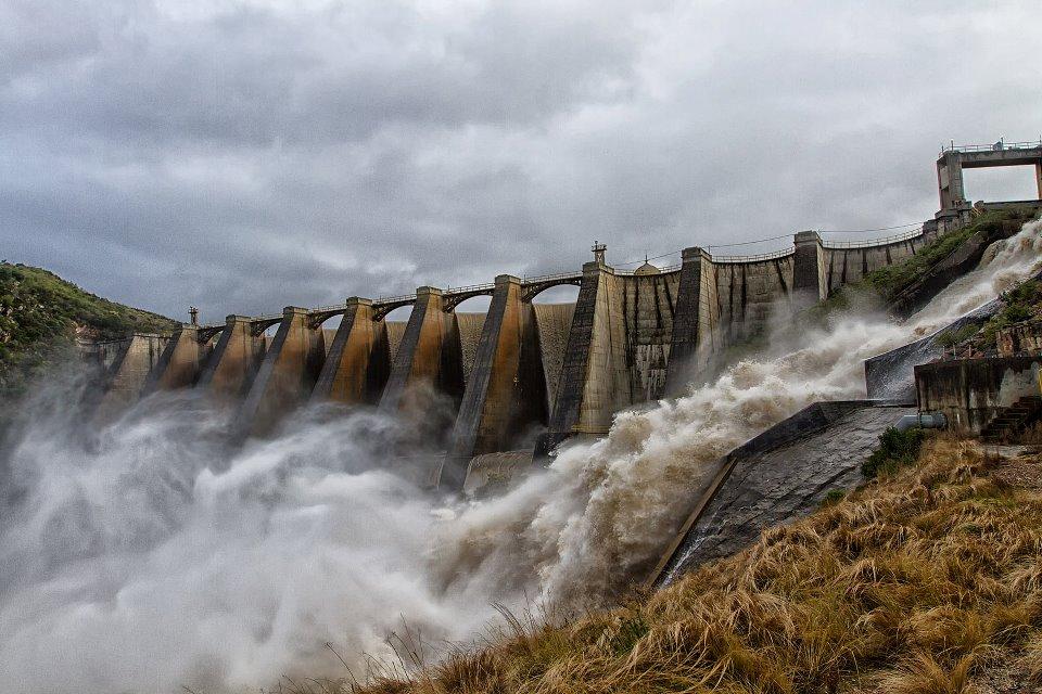 Churchill Dam